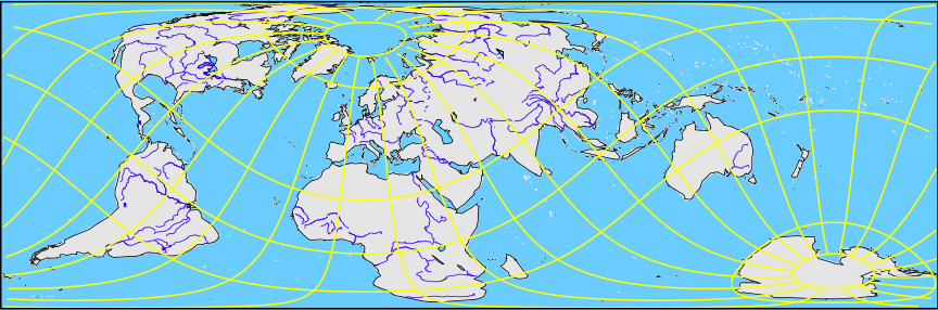 Square world map a rectangular world map with a 21 ratio gumiabroncs Choice Image